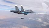 Không quân Nga-Syria vùi dập phiến quân ở Hama và Idlib