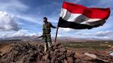 Quân đội Syria đã tiến vào thành phố Mayadin