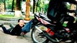 Nghi vấn nữ doanh nhân bị kẻ dùng súng cướp tài sản ở Hà Nội