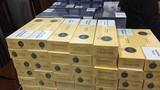 Bắt giữ hơn 7.000 bao thuốc lá lậu ở Hà Nội