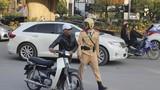 Ảnh cảnh sát 141 HN căng mình giữ gìn bình yên cận Tết