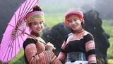 Ngắm những cô gái diện trang phục dân tộc đẹp tuyệt vời