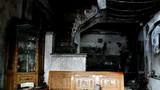 Cận cảnh ngôi nhà bị cháy làm 4 người tử vong ở HN