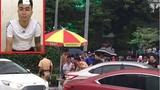 Tạm giữ đối tượng cầm gậy đánh CSGT Hà Nội giữa đường