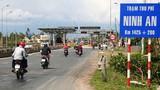 BOT Ninh An giảm phí nhiều loại xe từ ngày 1/12