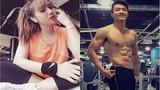 Cặp đôi yêu nhau từ phòng tập gym khiến FA ghen tị