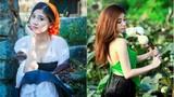 Vẻ đẹp tựa trăng rằm của cô thôn nữ Bình Định