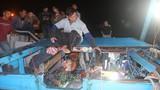 Tàu cá vỏ thép Trung Quốc đâm chìm tàu cá Việt Nam