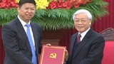 Tổng Bí thư tiếp Đặc phái viên của Tổng Bí thư, Chủ tịch Trung Quốc