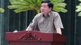 BT Đinh La Thăng: Sẽ xây dựng TP HCM thành đặc khu kinh tế