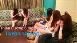 Ám hiệu lạ mời khách chơi tới bến của gái mại dâm Tuyên Quang