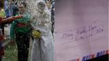 """Sức """"tàn phá"""" khủng khiếp của hội người yêu cũ trong đám cưới"""