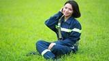 Hotgirl thủ khoa ĐH PCCC mơ tiếp bước Hoàng Xuân Vinh