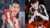 Hot boy xứ Nghệ lên báo Mỹ nhờ tài vẽ tranh truyền thần