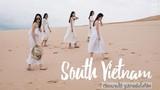 """Việt Nam """"đẹp như một cô gái"""" trong mắt nhóm bạn Thái Lan"""