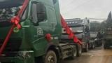 Đám cưới ở Yên Bái rước dâu bằng xe tải hạng nặng