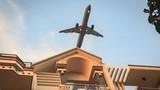 """Cận cảnh nơi máy bay """"sượt qua đầu"""" hạ cánh xuống Tân Sơn Nhất"""