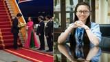 Tài sắc nữ sinh vinh dự được tặng hoa Thủ tướng Canada
