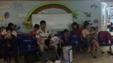 51 học sinh bị ong đốt đang cấp cứu tại BV Bạch Mai