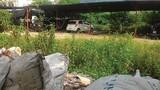 Ảnh loạt khu đất vàng ở HN thành bãi rác, đất hoang