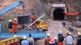 Hiện trường vụ sập hầm thủy điện khiến 12 người mắc kẹt