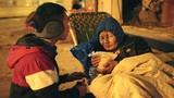 Xót xa những phận nghèo cơ cực trong giá lạnh Hà Nội
