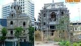 Độ hoành tráng giật mình của lâu đài đại gia Lào Cai