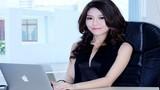 Những mỹ nữ nổi như cồn trên sàn chứng khoán Việt
