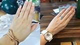 Bất ngờ hàng hiệu đắt tiền của vợ đại gia kim cương Chu Đăng Khoa