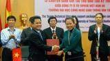 TMV tặng thiết bị kỹ thuật cho ĐH Công nghệ GTVT Hà Nội