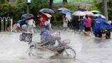 Thời tiết hôm nay: Bắc Bộ mưa rải rác, Nam Bộ tăng mưa