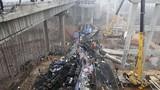 Nổ nhà máy pháo hoa Trung Quốc, 10 người thương vong