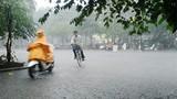 Thời tiết ngày 4/7: Miền Bắc nguy cơ mưa rất to