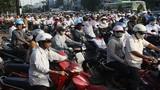 TP HCM dừng thu phí đường bộ đối với xe gắn máy