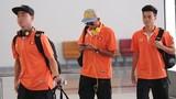 U23 Việt Nam chính thức lên đường dự VCK U23 châu Á