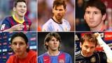 Hành trình thay đổi phong cách của siêu sao Lionel Messi