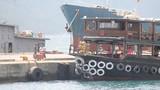 Va chạm ở cảng Cầu Đá, một tàu du lịch bị chìm