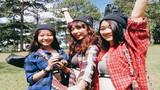 3 cô gái du lịch với nhau, có gì mà không được?