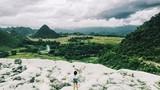 Đèo Đá Trắng - địa điểm mới hút hồn dân phượt Mai Châu