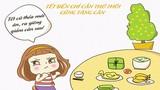 Con gái và những nỗi bận tâm khó nói trong dịp Tết
