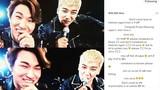 Fan Big Bang đồng loạt kêu gọi Seungri trở về Hàn Quốc
