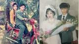 Rộ trào lưu khoe ảnh cưới bố mẹ ngày xưa