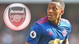Chuyển nhượng bóng đá mới nhất: Arsenal đưa Martial vào tầm ngắm