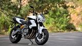 """Mục sở thị môtô Benelli BN 600i từ """"phôi thai đến chào đời"""""""