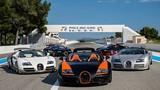 Bugatti Chiron sẽ có giá 2.45 triệu USD