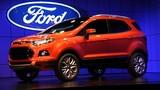 Triệu hồi 16.444 chiếc Ford EcoSport dính lỗi treo sau