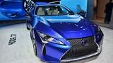 Siêu xe hybrid Lexus LC 500h chính thức ra mắt