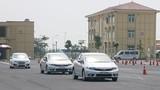 Chuyên gia Nhật đào tạo kỹ năng lái xe an toàn cho CSGT