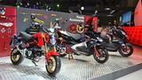 Thị trường xe máy Việt vượt mốc 3 triệu xe năm 2016