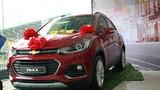 """Chevrolet Trax giá 769 triệu """"đấu"""" Ecosport tại Việt Nam"""